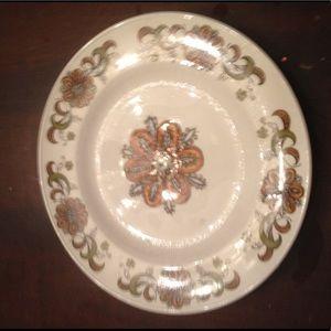 Antique Plate.Sovereign Canada.British Empire made